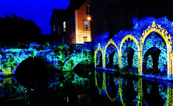 Rêves de Lavandière, Chartres en Lumières