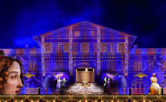 Les plus grands airs d'Opéra, Casino d'Hossegor