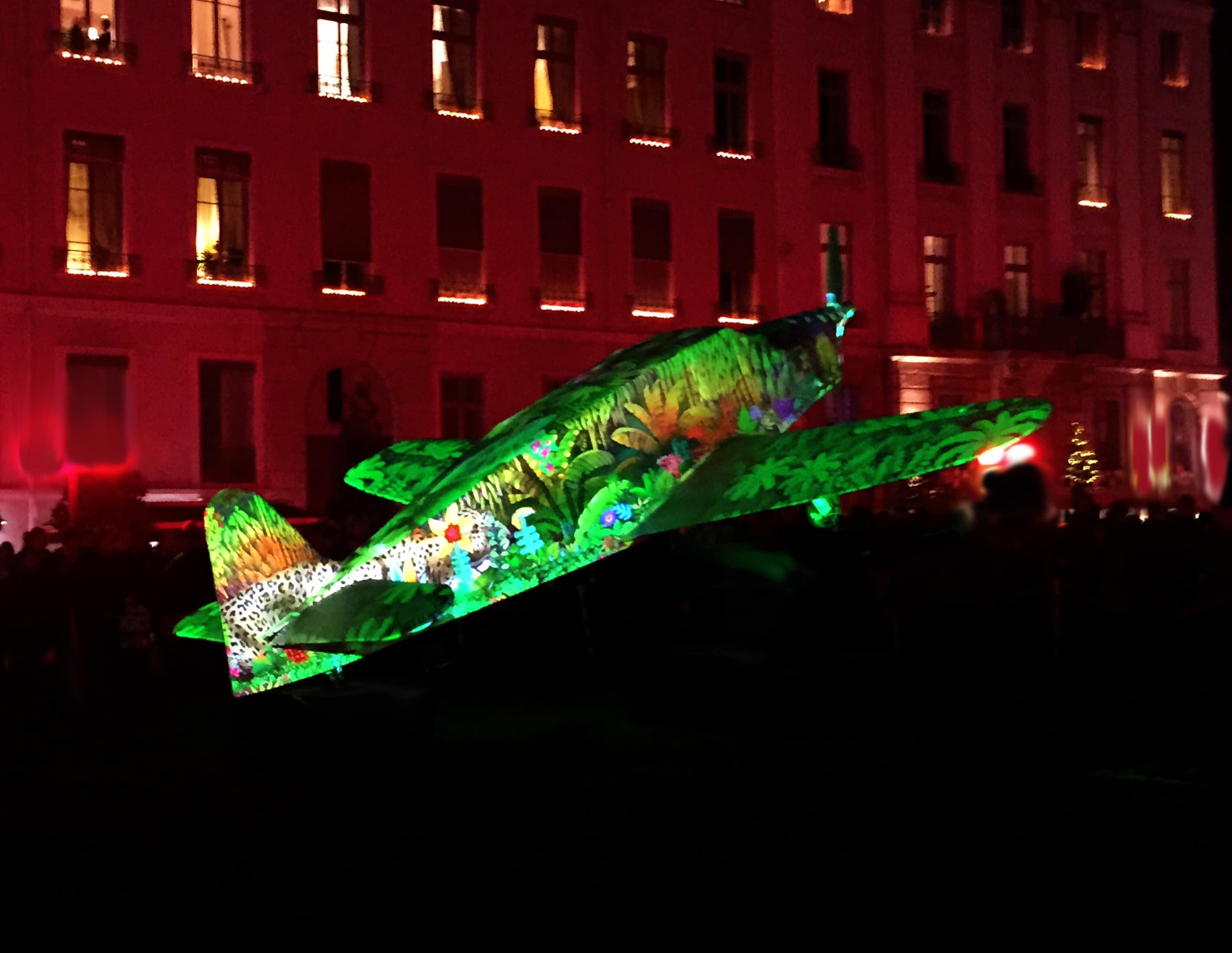 Vols de Nuit, Fête des Lumières de Lyon